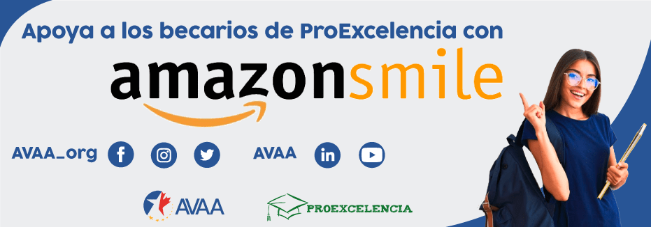 Banner Campaña AVAA Amazon Smile